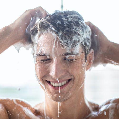 Shampoo hiustenlähtöön